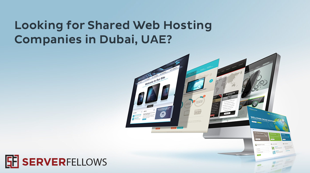 Shared Web Hosting in Dubai, UAE – Choosing the right web hosting plan